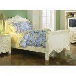 Standard Furniture - Diana Sleigh Bed - J2930  SPECIAL PRICE: $603.97