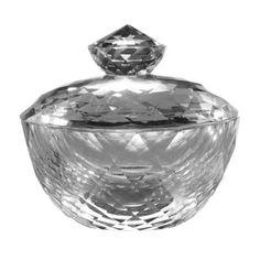 Royal Doulton 24 Lead Crystal Radiance Trinket Box Debenhams