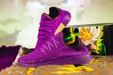 c6d4ef0553c7 Power Up With The Dragon Ball Z x adidas Deerupt Son Gohan