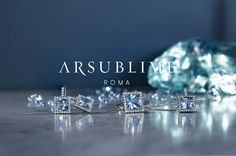 #arsublime #gioiellitaliani #roma #italian #artisanal #luxury #passion #aquamarine #diamond #designjewelry  #finejewellery #marble #princess #collection #