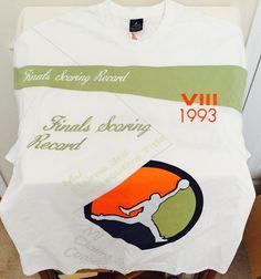 JORDAN Mens 4XL XXXXL 1993 Finals Scoring Record for Michael Jordan SS Shirt #Michael Jordan #I Need $$ #Please place a bid!