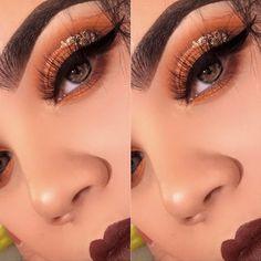 21 Sunset Makeup Looks > CherryCherryBeauty.com [Source: zoemexiamakeup / Instagram]