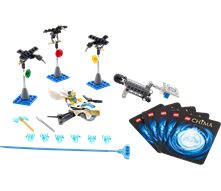 LEGO Speedorz: LEGO LEGENDS OF CHIMA 70101 Målskydning
