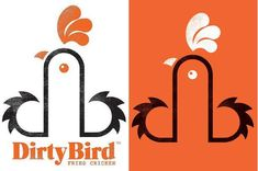 'Dirty Bird Fried Chicken' defends 'rude' logo and denies they realised it was phallic - Mirror Online