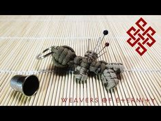 """Got a knack for the supernatural?! Perfect. This tutorial will show you how to make the """"Paracord Voodoo Doll."""" How many of you will give this a try?! (via Weavers of Eternity) #HappyCording https://www.youtube.com/watch?v=O15sFdwbImo #paracord #weavers #eternity #voodoo #doll #handmade #design #craft #crafting #knotting #tying #cord #cordage"""