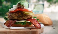 Curried Lentil Chicken Burgers | Lentils For Every Season Volume 11 Garden to Table | Lentils.ca