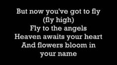 Slaughter Fly To The Angels with lyrics, via YouTube.