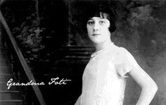 Most of Sara's Italian family recipes and cooking secrets were passed down to her from her grandmother Foti.
