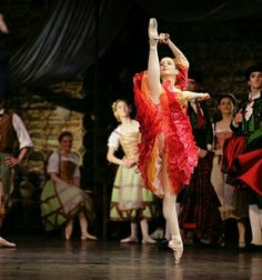 Myriam Ould Braham in Don Quixote