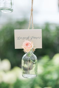Charlottesville Garden Greenhouse Wedding | Wedding
