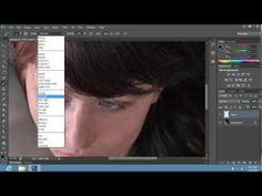 ▶ How to Apply Mascara in Photoshop CS6 - YouTube
