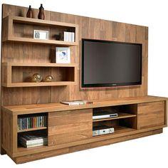 New living room tv wall ideas mount tv cabinets Ideas New Living Room, Living Room Decor, Bedroom Decor, Bedroom Lighting, Tv Unit Furniture, Furniture Design, Modern Furniture, Furniture Removal, Tv Wanddekor