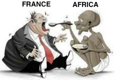 France Forced 14 African Countries to Pay Slave and Colonization Benefits Tax