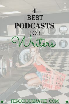 The Four Best Podcasts for Writers