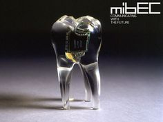 Future tech: the audio tooth implant, a radical new concept in personal communication <<<OMG!!! I Think it's Hapnin NOW!!!