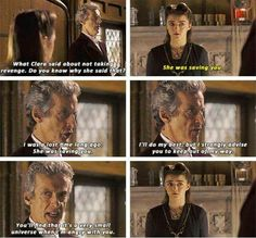 "Doctor Who "" Face the Raven "" ( 9x10 ) - The Doctor #PeterCapaldi"
