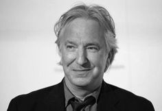 """I think there's some connection between absolute discipline and absolute freedom."" -- Alan Rickman"