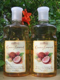 Bath & Body Works Creamy Coconut Shower Gel