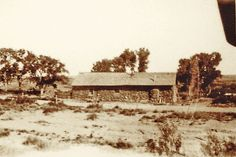 The Brazil-Wilcox Ranch headquarters is the rendezvous for the Kid and his cohorts during Garrett's snowy campaign. Pat Garrett, Old West Outlaws, Pioneer Day, Billy The Kids, House On The Rock, New Mexico, Winchester, Prison, Brazil