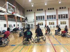 From the Streets to the Courts: Skyhawks wheelchair basketball helps gunshot survivors adapt Serious Injury, Creative Industries, Uni, Basketball Court, Chicago, Street, Interior, Indoor, Interiors