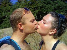 Hiking love.