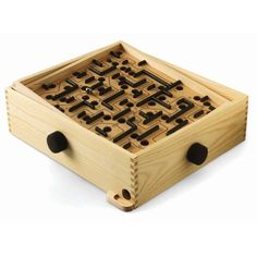 The Brio Labyrinth Game is a high quality wooden toy made by the Swedish company Brio, the world's largest manufacturer of toys which are both educational and fun. Michael Christmas, Labyrinth Game, Wooden Toys, Childhood Memories, Sweet Memories, Gifts For Kids, Kids Toys, Children's Toys, Board Games