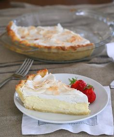 Low Carb Gluten-Free Coconut Cream Pie - All Day I Dream About Food