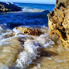 . . . . . . . #sun #beach #sea #rock #nature #bahia #water #landsacape