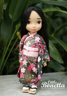 Kimono for Disney Animators 16 by PrincessBonetta on Etsy