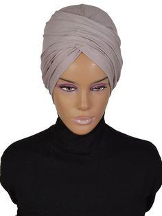 Turban Crosswise Cotton Chemo Caps & Beanies - Hats