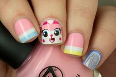 My Lego Movie nail art was such a huge hit with you guys and I'm so glad you liked it! Lego Themed Party, Party Themes, Party Ideas, Lego Nails, Girls Lego Party, Uk Nails, Nail Art Blog, Lego Movie, Cute Nail Designs