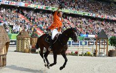 WEG showjumping: Jeroen Dubbeldam is new world champion - Horse & Hound http://www.horseandhound.co.uk/weg/weg-news/weg-showjumping-dubbeldam-new-world-champion/