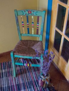 Hand Painted Mexican Furniture Diy Pinterest Paint