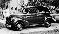 1939 Willys Sedan