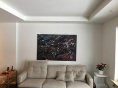 Abstract Art, Flat Screen, Blood Plasma, Flatscreen, Dish Display