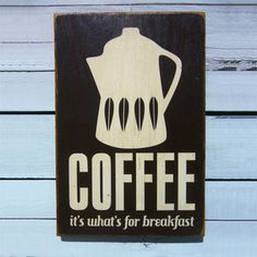 Coffee 12x18, $45, now featured on Fab.