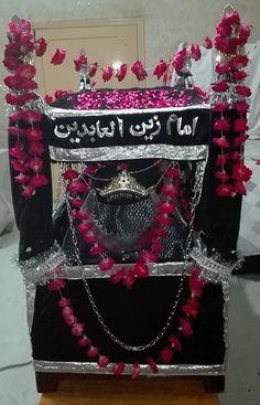 Taboot Imam Zain-ul-Abideen (A.S) - Gujranwala Pakistan  (25 Muharram 1438 / 2016 - Abidi House Gujranwala Pakistan)  Photography: Mudeel Abidi  Shia Multimedia Team - SMT http://ift.tt/1L35z55