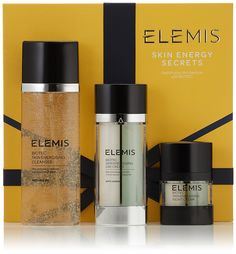 ELEMIS Skin Energy Secrets ** This is an Amazon Affiliate link. Click on the image for additional details.