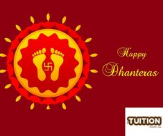 May this Dhanteras celebrations bring wealth and prosperity to your life! Happiness comes at your steps. Shubh Dhanteras, Happy Dhanteras, Home Tutors, Wealth, Celebrations, Happiness, Teacher, Joy, Indian