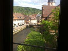 nice! Ausblick aus dem Büro (rechts)