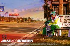 Burton Snowboards Concept Ad 1