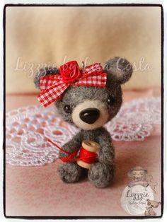 Red rose teddy