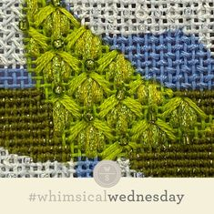 Jan 29, 2020 - This Pin was discovered by Nancy Ishikawa. Discover (and save!) your own Pins on Pinterest #colourcomplements #stitchdesign #stitchpattern Needlepoint Stockings, Needlepoint Stitches, Needlepoint Canvases, Needlework, Cross Stitch Embroidery, Cross Stitch Patterns, Hand Embroidery, Machine Embroidery Projects, Beaded Crafts