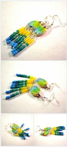 Earrings for Women, Dangle Earrings, Chandelier Earrings, Colorful Earrings https://bluemorningexpressions.myshopify.com/collections/fashion-earrings/products/earrings-for-women-dangle-earrings-chandelier-earrings-colorful-earrings-3