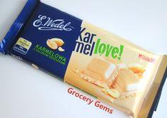 E.Wedel Caramel Chocolate & Salted Peanuts Bar