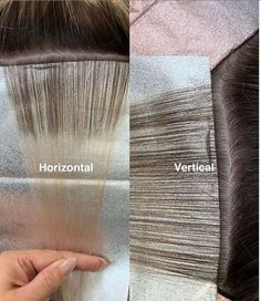 Balayage Hair Tutorial, Balayage Technique, Hair Color Placement, Ombre Hair Color For Brunettes, Redken Hair Color, Chic Short Hair, Long Hair, Hair Foils, Redken Hair Products