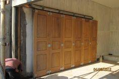 Desain Rumah Mr. Eko, Madiun ~ Pasang Pintu Dorong 6 Daun ( Agustus 2012 )