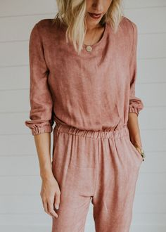 b8660a09d5ae Looking for a casual jumpsuit for the Fall. I like the style and color of  this one.