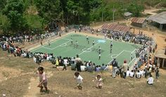 love.fútbol - creating safe spaces for children around the world to play the beautiful game. http://lovefutbol.org/