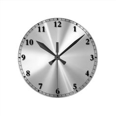 Stainless Steel Round Clock online after you search a lot for where to buyDiscount Deals          Stainless Steel Round Clock today easy to Shops & Purchase Online - transferred directly secure and trusted checkout...